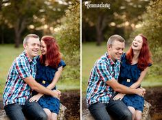 Talitha and Glen's Portraits – Sunrise in Sydney's 'Countryside'