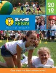Space is still available to register for Summer Fenn!
