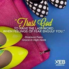 Trust God to take care of your fears. Tv Quotes, Trust God, Take Care Of Yourself, Sunglasses Case, Prayers, Wellness, Feelings, Live, Words