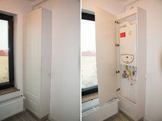 Alcove, Entryway, Bathtub, Cabinet, Bathroom, Storage, Modern, Furniture, Home Decor