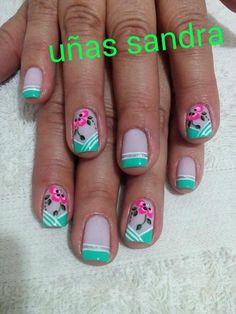 Uñas Nail Designs, Nail Art, Nails, Sexy, Beauty, French Nails, Art Nails, Fairy, Work Nails