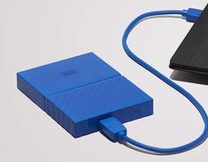 Great travel tech gifts: WD My Passport Portable Storage Drives are lightweight and come in cool colors