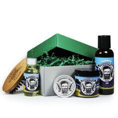 Geschenkidee für den Mann zu Weihnachten - #Bartpflegeset von Bushrangers Brew aus Australien. Ausgefallenes Geschenk