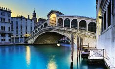Venice, Italy Yes please! :)  Top 25 Destination of the world