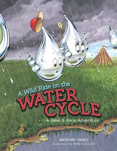 A Wild Ride on the Water Cycle  By Anthony Yanez