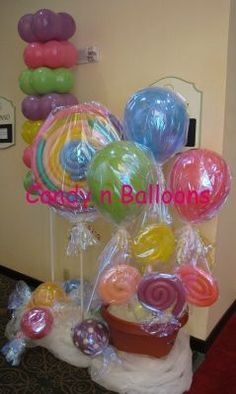 Candy n Balloons