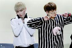 Jungkook & V BTS - Fansing
