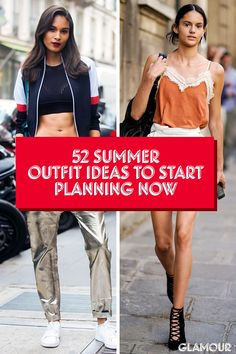 7e51b81a499 52 Summer Outfit Ideas to Start Planning Now Spring 2018 Fashion Trends