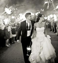 I just wanna get married. <3