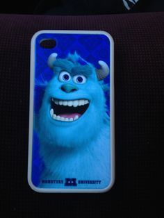 My sully case I got from Disneyland Cool Cases, Cute Phone Cases, Sully Monsters Inc, Disneyland, Cruise, Board, Fictional Characters, Cruises, Fantasy Characters