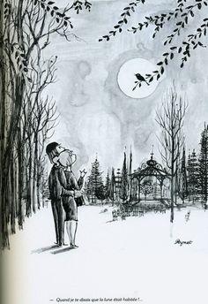 - quand je te disais que la lune était habitée !