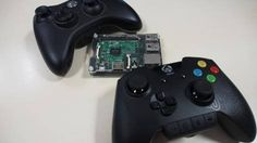 How to use an Xbox or PS4 controller with a Raspberry Pi -> http://www.techradar.com/1323055 FOLLOW ON FACEBOOK! https://www.facebook.com/TechNewsTrends/