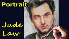 Drawing Jude Law