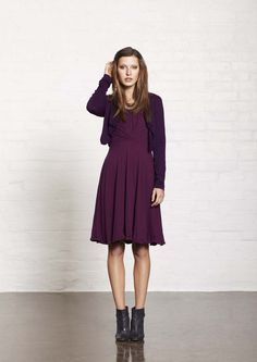 purple & plum - mesop winter 2013