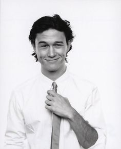 Joseph Gordon-Levitt  I've watched him grow and develop into a fine actor