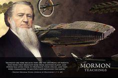 #BrighamYoung #MormonMyth #BSG