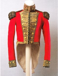 "syuminiki: "" Duke of Wellington, his full dress uniform 1822. The Guards Museum,London from L'Empreinte et la Gloire de Napoléon p,269 """