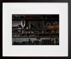 Engine Lathe Shelves