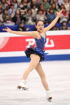 Mao Asada Pictures - ISU World Figure Skating Championships 2014 - DAY 4 - Zimbio