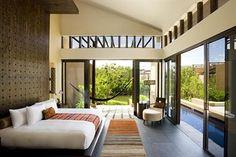 Pool villas at Banyan Tree Mayakoba in Playa del Carmen, Mexico | Book a Suite