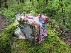 Enchanted Fairy Book by flutterbeforeyou on Etsy, $150.00