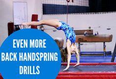 Even more back handspring drills | Swing Big! Gymnastics Blog