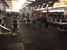 Cool Gym Equinox, South Beach, Healthy Choices, Great Places, Four Square, Cardio, Gym, Cool Stuff, People