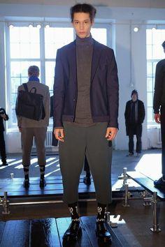 #Menswear #Trends DKNY Fall Winter 2015 Otoño Invierno #Tendencias #Moda Hombre    MBFWM 2015   M.F.T.