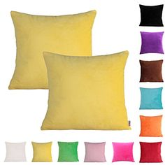 Queenie® - 2 Pcs Solid Color Chenille Decorative Pillowca... https://www.amazon.com/dp/B014O0ZSQW/ref=cm_sw_r_pi_dp_x_KUpfybXAAJSK6