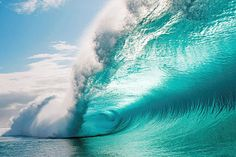 Surf photographer Clark Little captures pictures of the insides of waves - Telegraph