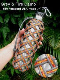 GearGems.com » Survival Paracord Drinking Bottles