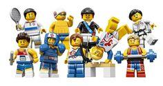 LEGO Celebrates London 2012 with Olympic Minifigs - My Modern Metropolis