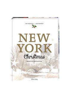 Mit 50 Rezepten für Pancakes, Maple Glazed Ham und einen unvergesslichen Cheesecake sowie den schönsten Weihnachtsgeschichten aus dem Big Apple lässt uns das herrliche Kochbuch aus dem Hölker Verlag in der eigenen Küche am Traum von weißer Weihnacht teilhaben.
