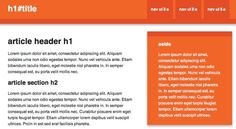 Initializr – Responsive Template