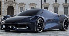 Studenti IED instituta iz Torina (Istituto Europeo di Design) su za ovogodišnji sajam automobila u Ženevi pripremili viziju sportskog automobila