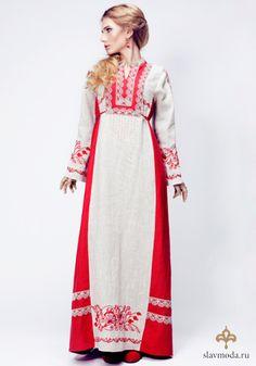 Русский костюм-russian mode