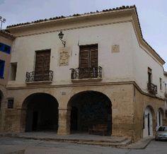 Ayuntamiento de Castelserás