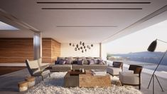 Luxury home in Mayotte - 3D architectural visualisation