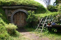 hobbit hole construction - Google Search