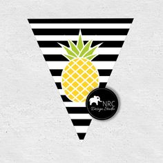 60% OFF SALE Pineapple Party Pineapple Party by NRCDesignStudio