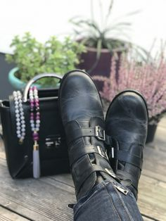 LaShoe, Biker Boots, Schuhe, Hallux Valgus