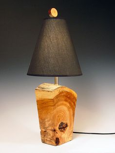 Table lamp Desert Driftwood Naturally by highdesertdreams on Etsy, $149.00