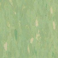 Tarkett Azrock VCT: Ryegrass Vinyl Composite Tile V-247  From efloors.com for $0.85 / tile