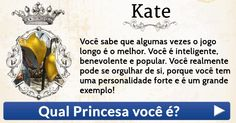 Qual Princesa você é?