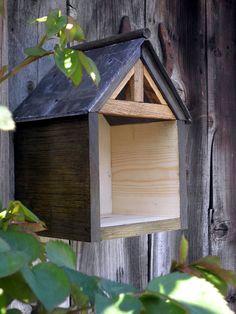Make Your Own Barn Swallow House Diy Bird Houses Bird