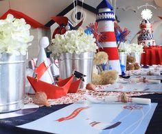 Nautical Party #nautical #party