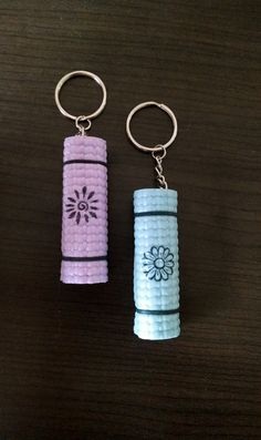 It's finally Spring and beginning to feel like it outside!  Grab your #mats and take your practice outside! Also, don't forget to get your yoga mat keychains with #Spring designs like flowers and suns! #springforward
