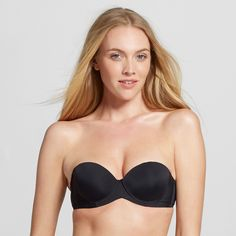 Ariette Petite Lingerie by The Little Bra Company Women's Strapless Bra - B