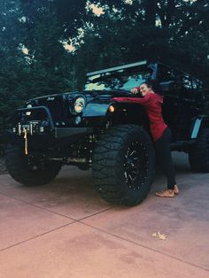 I love this jeep,i wish i had the money to get it!
