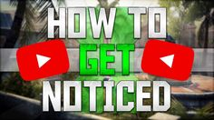 "How to Get Noticed on Youtube! ""How to Gain More Views and Subscribers on Youtube!"" Smash the Like Button If you want more!! :D Subscribe: http://www.youtube.com/subscription_center?add_user=TheBrettburnz Follow Me on Twitter: https://twitter.com/TheBrettBurnz Facebook Page: http://www.facebook.com/pages/Thebrettburnz/393029310775823?ref=hl Facebook Add Me as a Friend: http://www.facebook.com/brett.burnz Get a Text Message Everytime I upload a Video!: http://motube.us/thebrettburnz…"